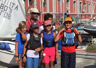 Team Optimist Posillipo