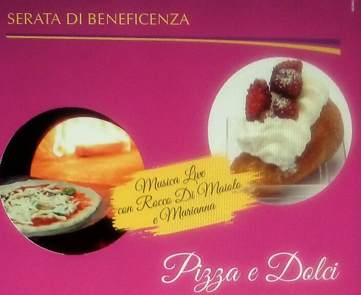 PIZZA e DOLCI all'ISTITUTO SMALDONE