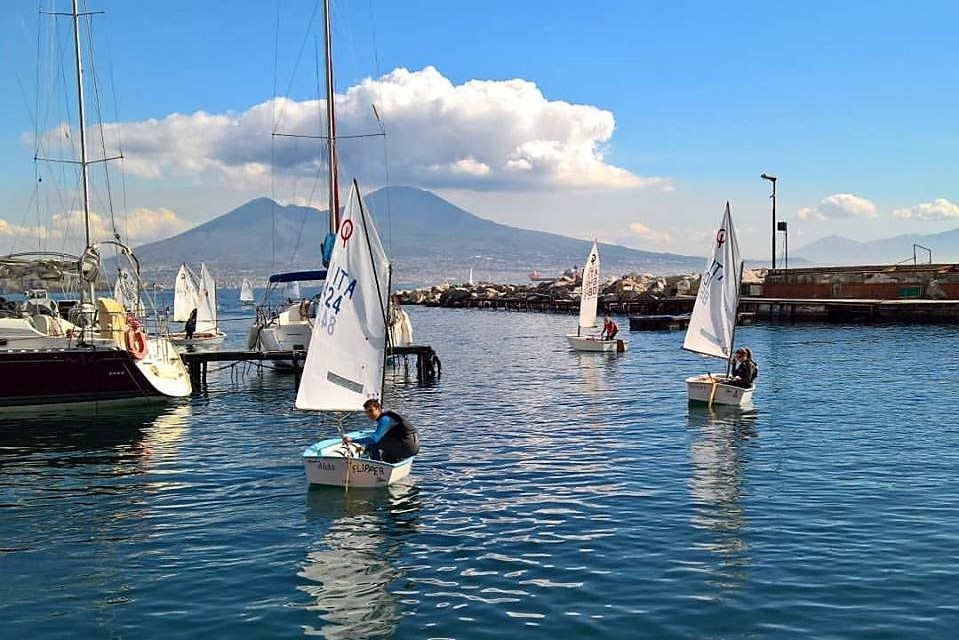 Optimist per Optisud Posillipo