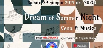 LOCANDINA DREAM OF SUMMER NIGHT