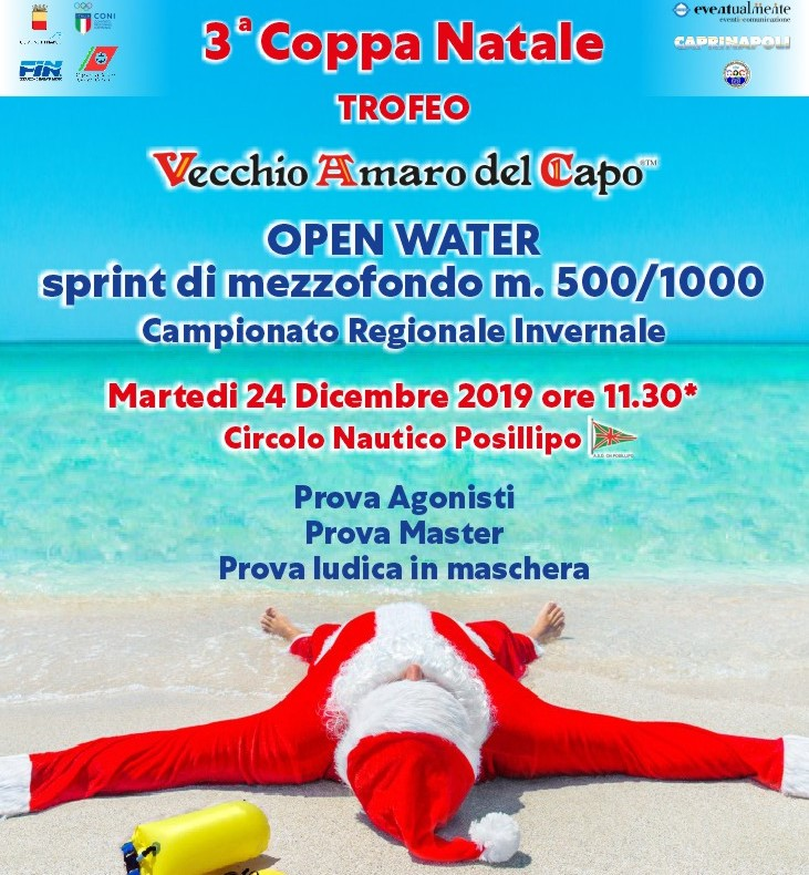 Coppa Natale nuoto 2019 head