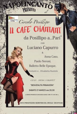 Cafe chantant 2020