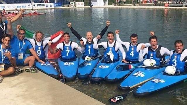 Campionati Europei Canoa Polo 2017