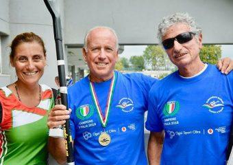 Sergio Avallone e Guido Morelli nel k2 -