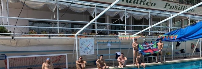 piscina Pallanuoto posillipo fase due covid