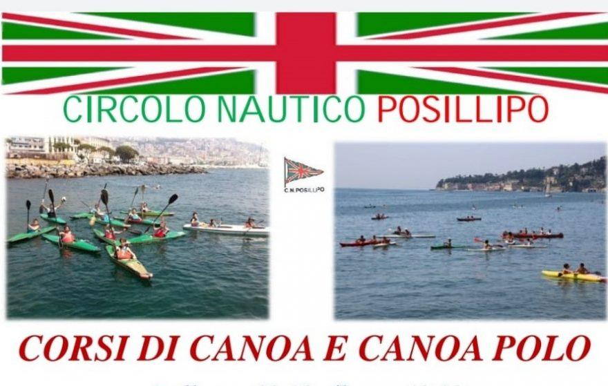 Corsi di Canoa al Posillipo Head