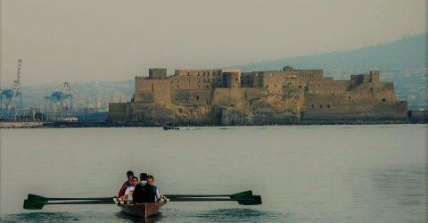 Canottaggio Castel dell'Ovo