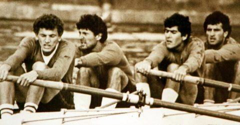 Campionati Italiani assoluti 4senza 1987
