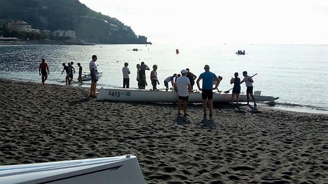 Coastal Rowing Maiori