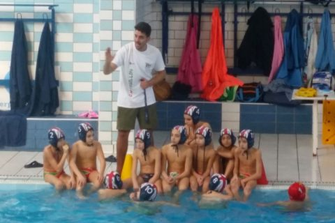 Squadra Pallanuoto Under 11