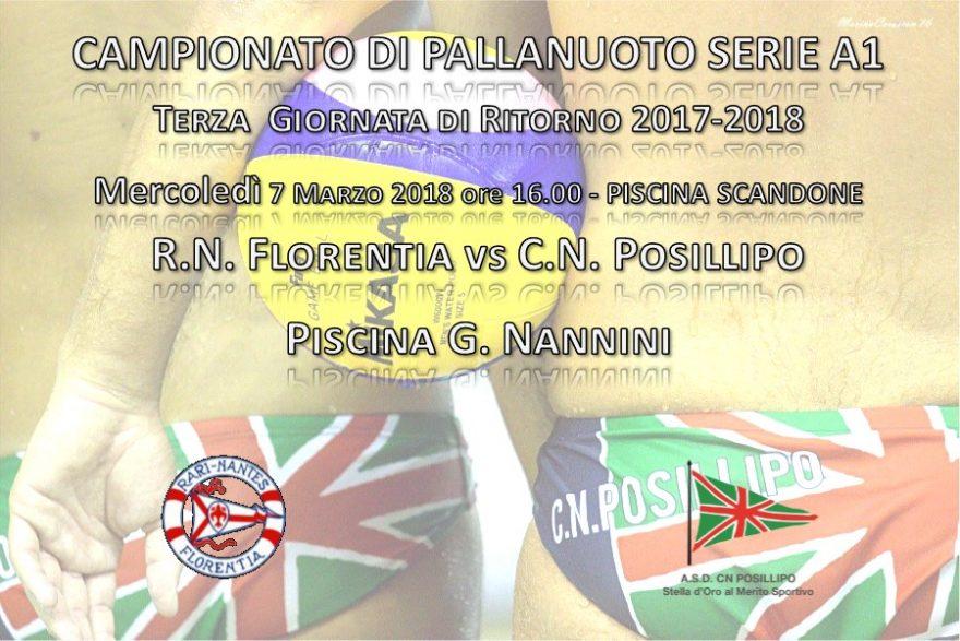 Locandina Florentia - Posillipo