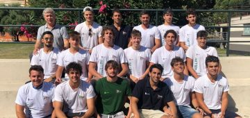 Pallanuoto squadra under20