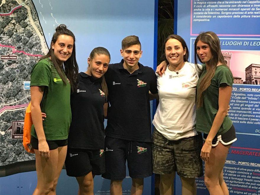 Nuoto per Salvamento campionato italiano