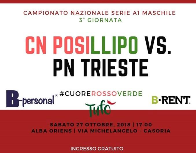 CN POSILLIPO - TRIESTE