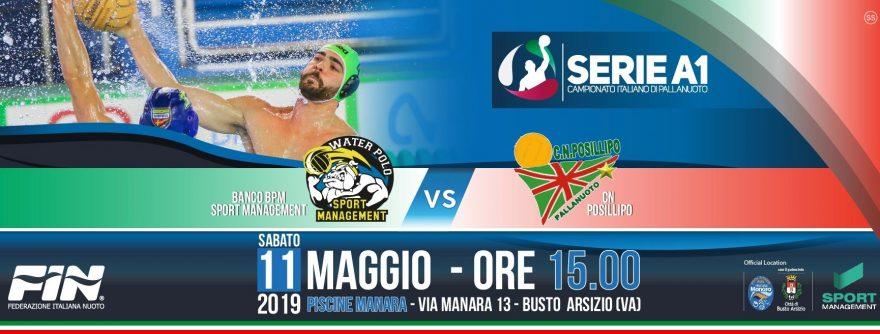 Sport Management - Posillipo maggio 2019
