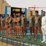 Squadra Posillipo Coppa Len - Euro Cup Malta 2019