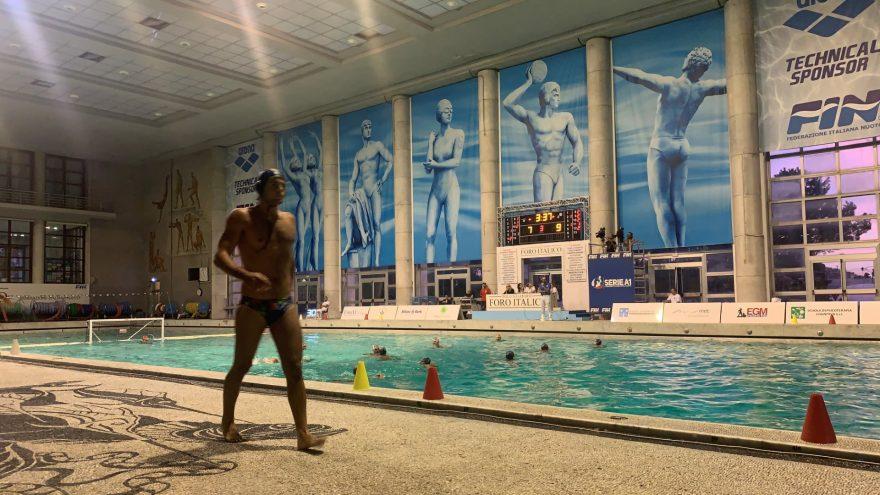 Roma Nuoto - CN Posillipo 2019-2020 (3)