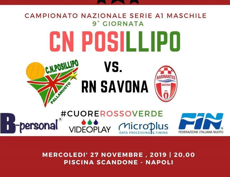 CN POSILLIPO - SAVONA 2019