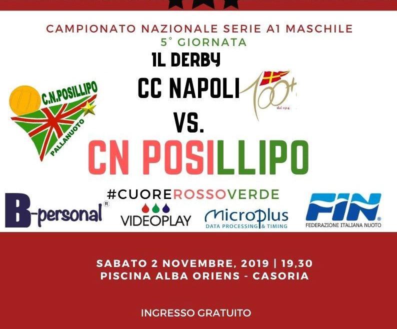 Canottieri - Posillipo - Casoria 2019 - 5