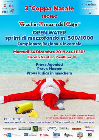 Coppa Natale nuoto 2019
