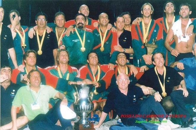 Squadra Pallanuoto Amarcord 98