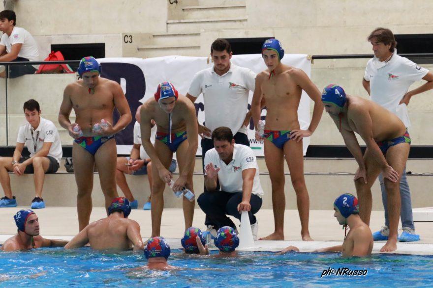 CN Posillipo Coppa Italia 2020 Nunzio Russo