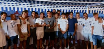 Squadra A1 Posillipo - Trofeo Mario Scotti-Galletta 2020