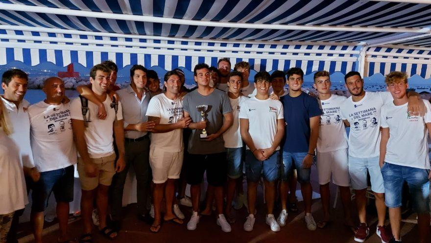 Squadra A1 Posillipo - Trofeo Mario Scotti-Galletta 2020