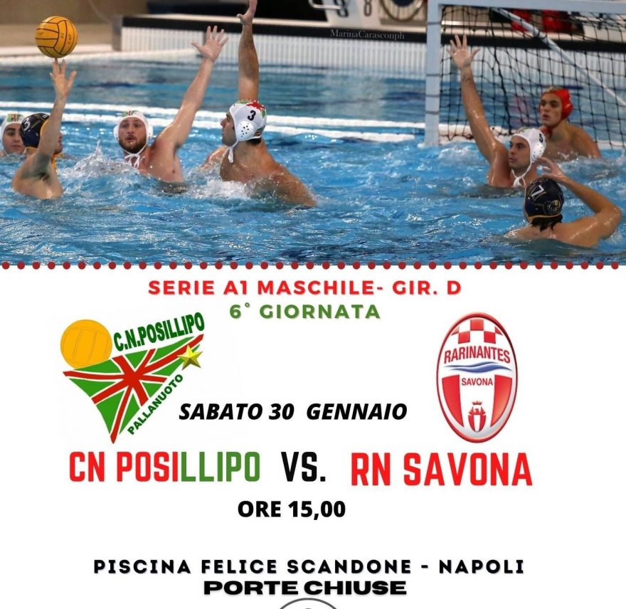 Posillipo Savona 2021