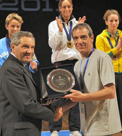 Dino Meglio, Gioia Marzocca