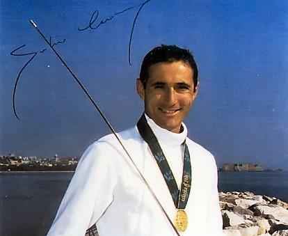 Sandro Cuomo - Oro Atlanta 1996