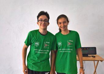 Simone Gambardella ed Eica Ragone