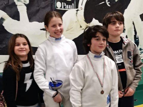 Lorenzo Moschiano e Flavia Cicoria - Torneo di Natale 2018