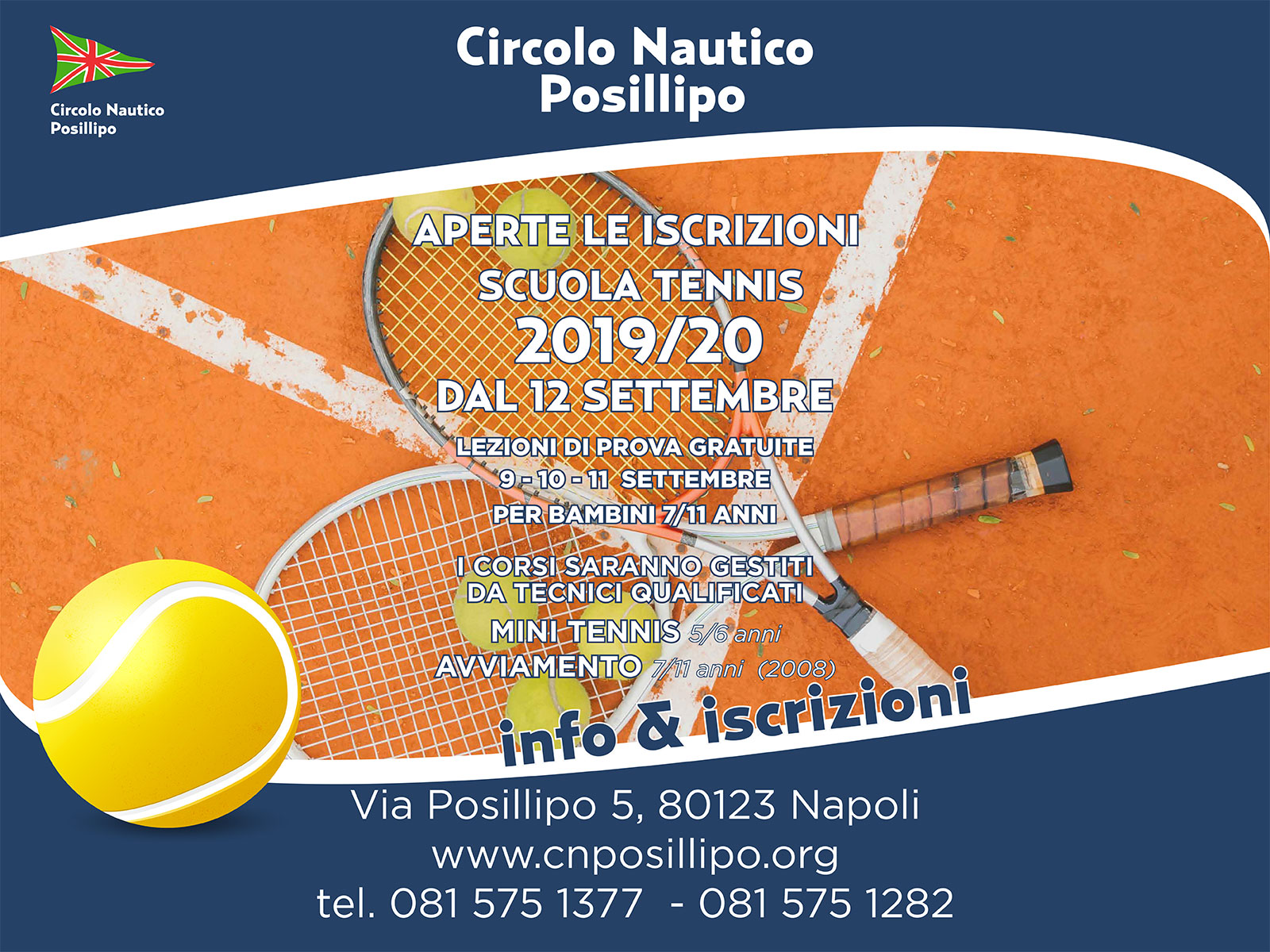 tennis-web corsi 2019