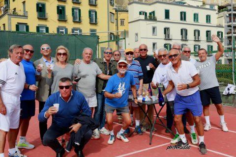 Compleanno Nando Morra Tennis