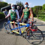 Ciro Marinelli bici paratriathlon