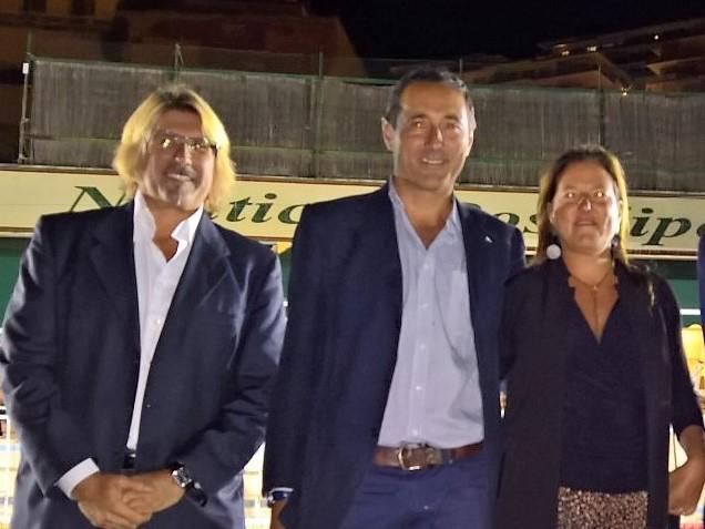 Vincenzo Triunfo, Sandro Cuomo, Maria Quarra