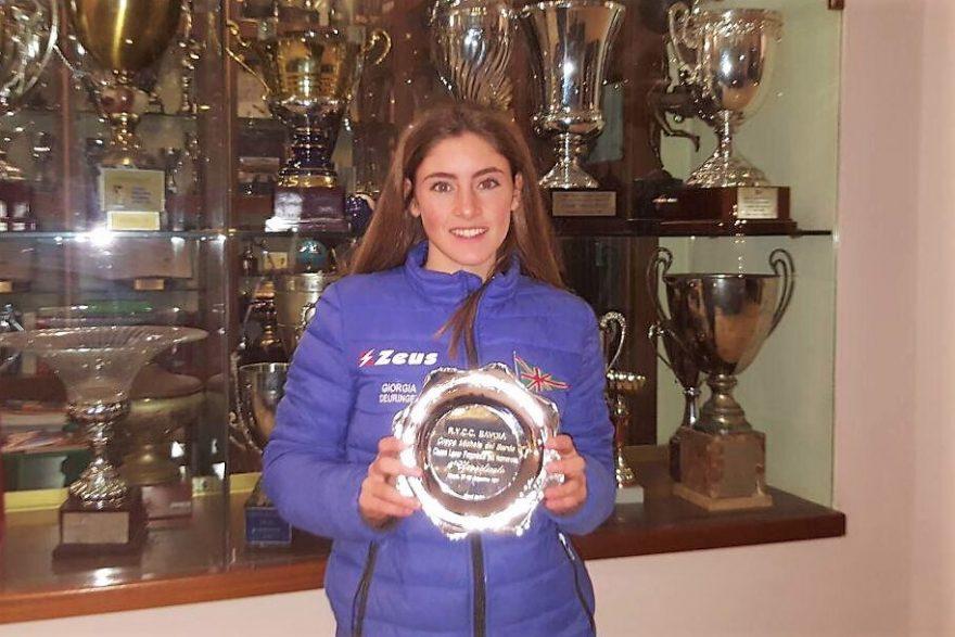 Giorgia Deuringer Coppa Michele del Sordo