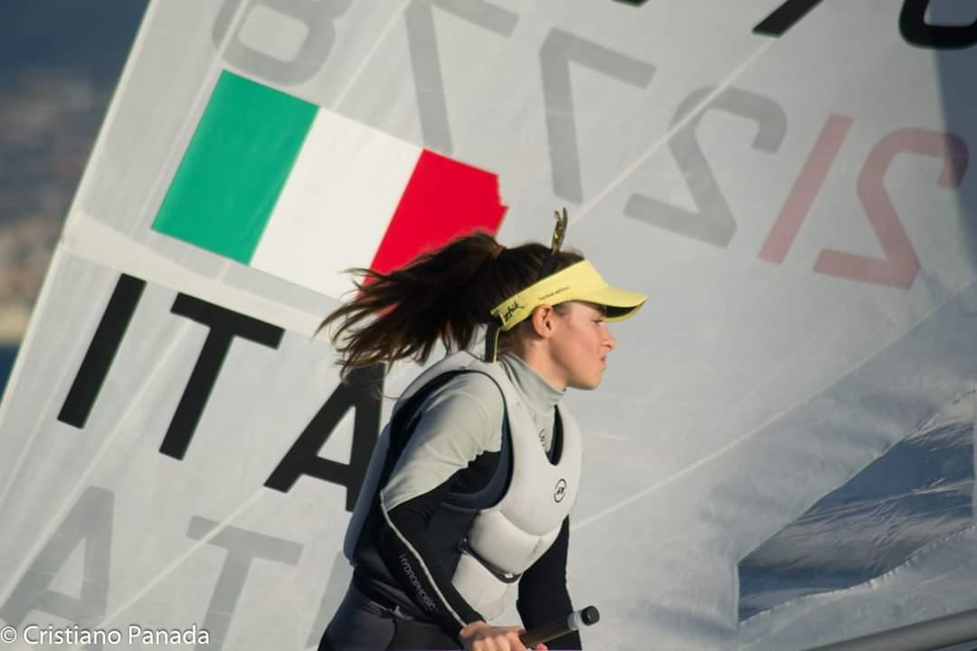 Giorgia Deuringer 2019 - 1^ Regata zonale