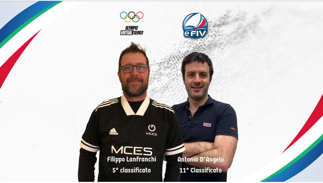 Antonio d'Angelo-Olympic Virtual Series 2021