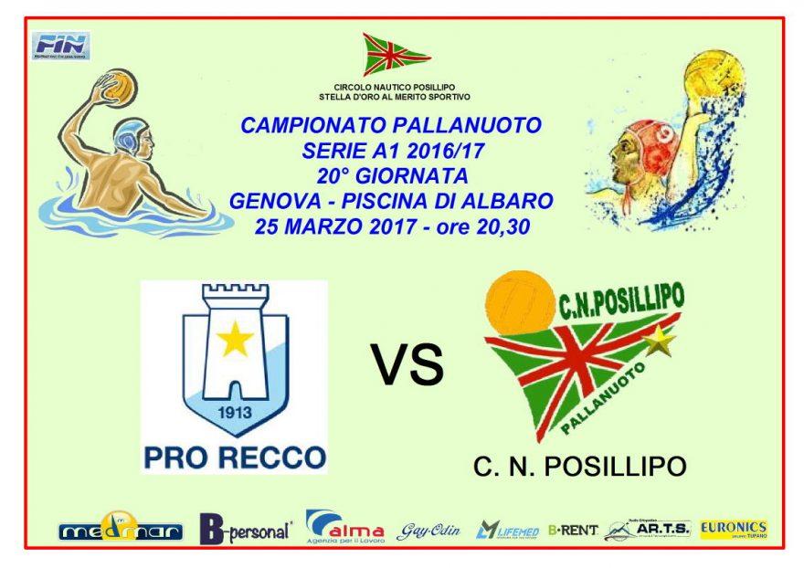 Pro Recco - CN Posillipo