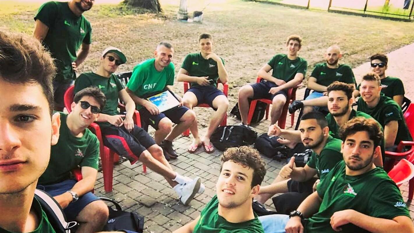 Squadra Under 20 Posillipo