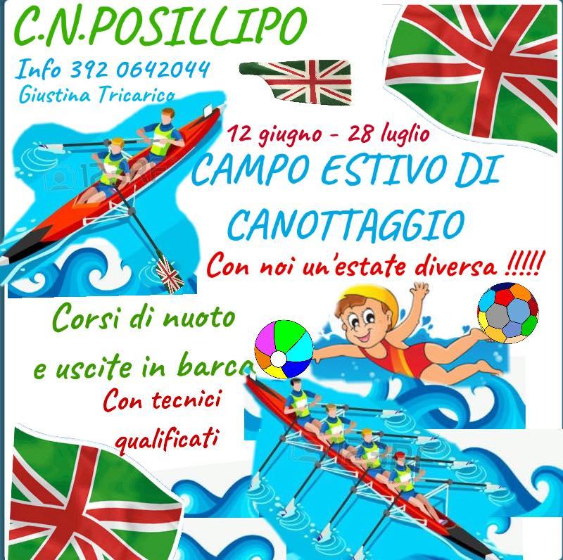 Campo Estivo Canottaggio 2017