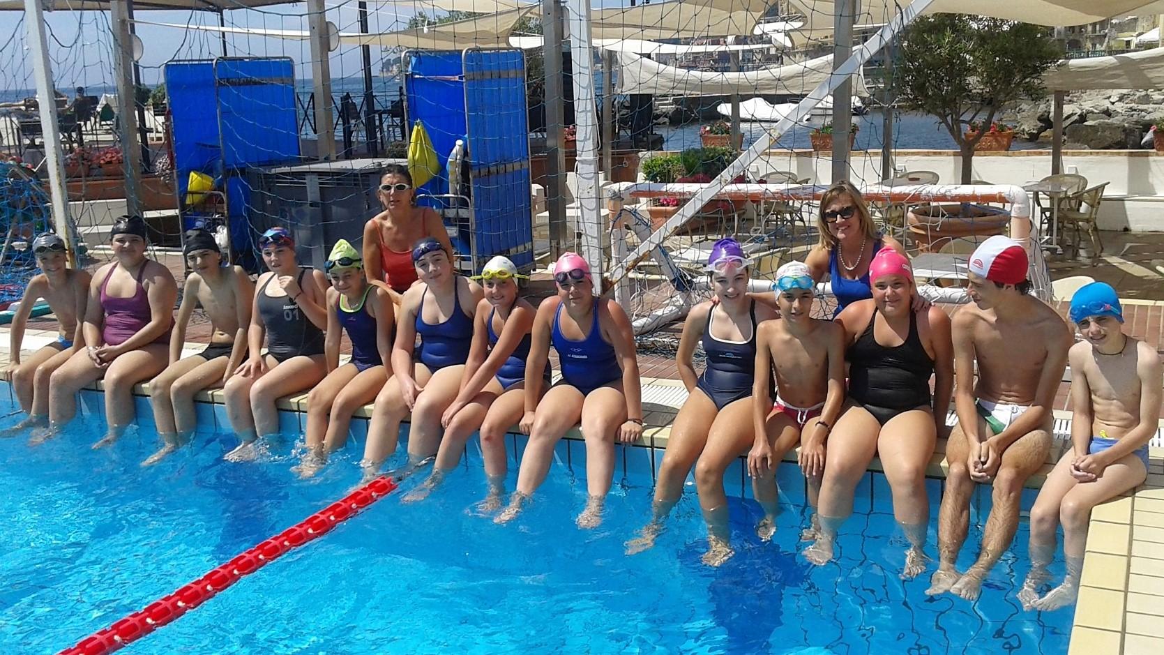 Posillipo per i giovani - piscina