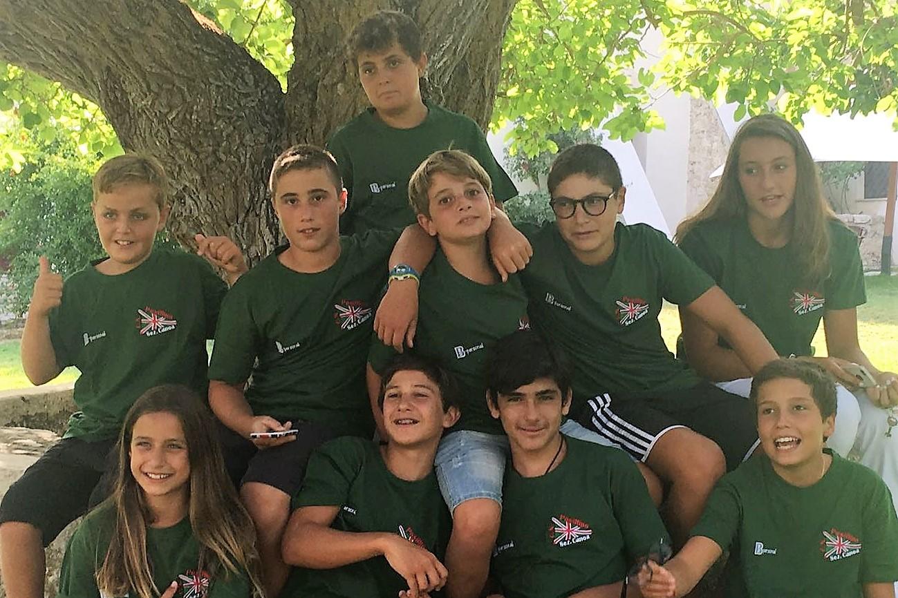 Squadra Canoa Giovani