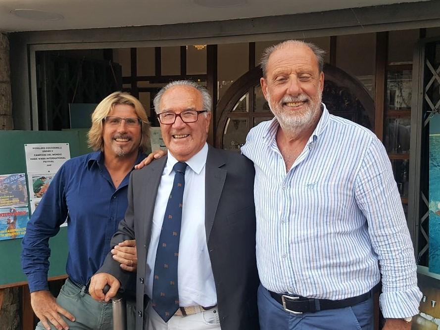Vincenzo Triunfo, Vincenzo Semeraro, Antonio Parente