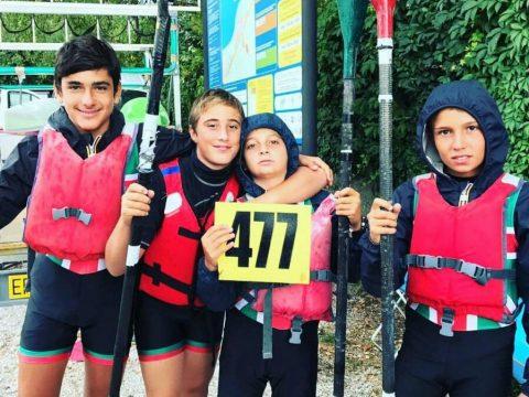 Canoa Giovani U14