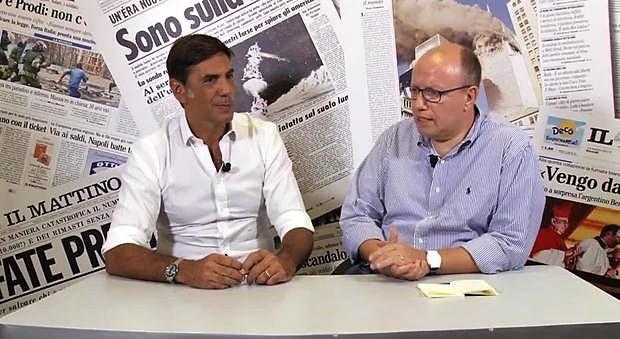 Carlo Silipo e Francesco De Luca