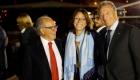 Il Presidente Vincenzo Semeraro con il Presidente FICK Luciano Buonfiglio