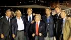 Olimpionici con Presidente e Buonfiglio